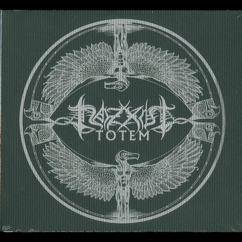"NAZXUL ""Totem"" Digipak CD"