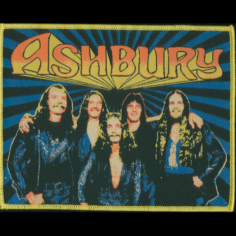 "Ashbury ""Band Photo"" Patch"