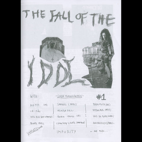 The Fall Of The Idol Zine #1 + MC