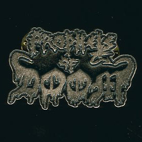"Prophets of Doom ""Logo"" Metal Pin"