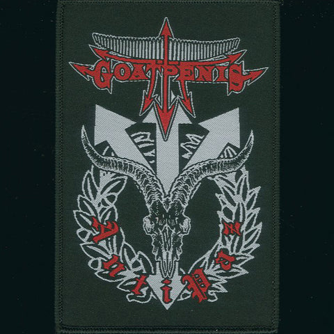"Goatpenis ""Antipaz"" Patch"