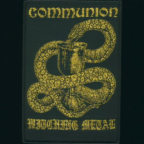 "Communion ""Witching Metal"" Patch"