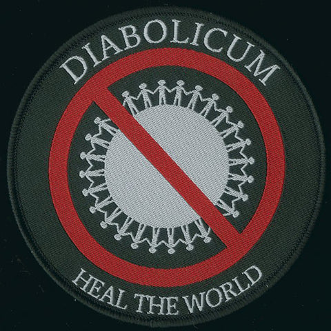 "Diabolicum ""Heal the World"" Patch"