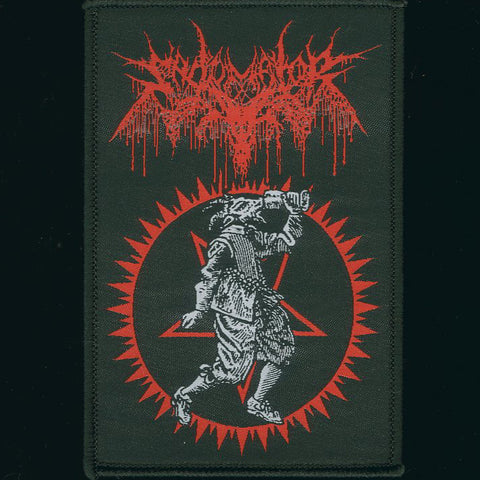 "Sadomator ""Pentagram Goat"" Patch"