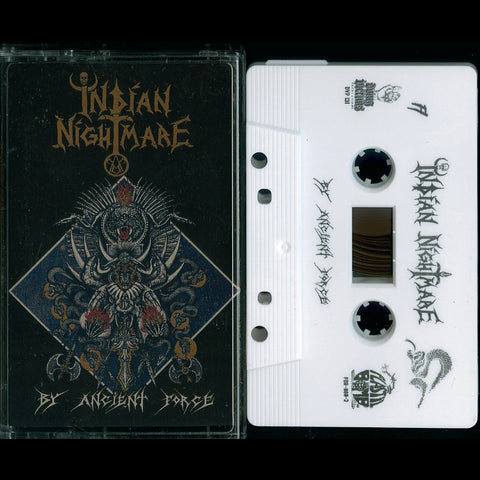 "Indian Nightmare ""By Ancient Force"" MC"