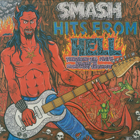 V/A Smash Hits From Hell LP (1992 Spanish Death/Thrash Comp!)