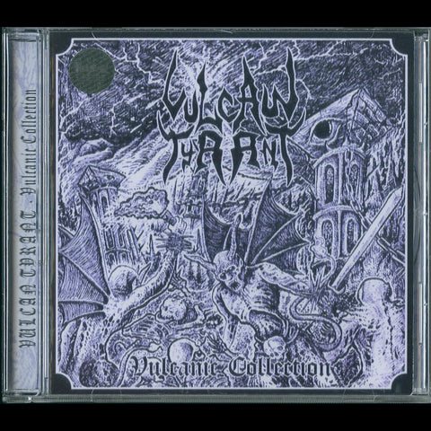 "Vulcan Tyrant ""Vulcanic Collection"" CD"