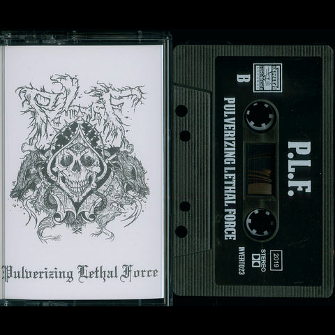 "P.L.F. ""Pulverizing Lethal Force"" MC"