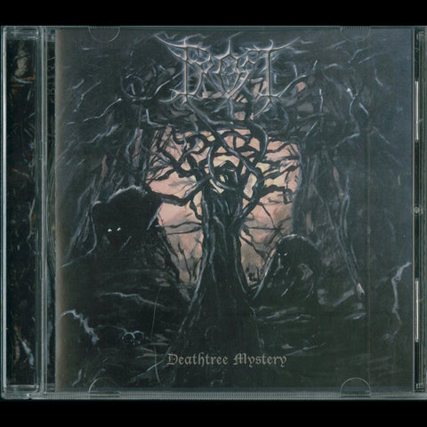 "Frost (Hungary) ""Deathtree Mystery"" CD"
