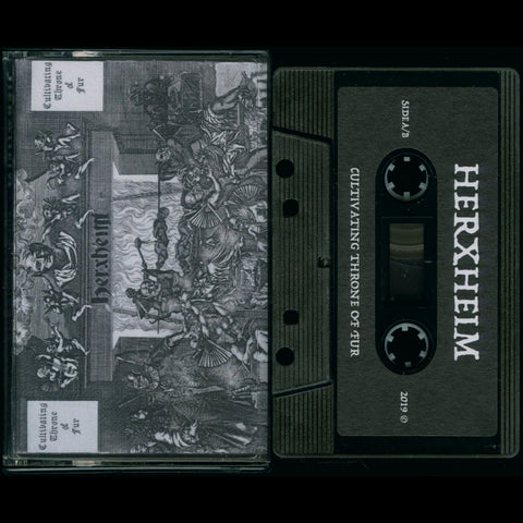 "Herxheim ""Cultivating Throne of Fur"" Demo"