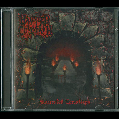 "Haunted Cenotaph ""Haunted Cenotaph"" CD"