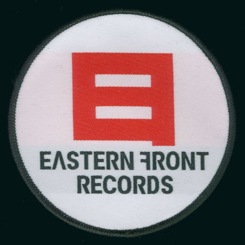 "Eastern Front Records ""Logo"" Patch"