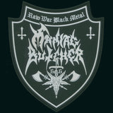 "Maniac Butcher ""Shield"" Plastic Patch"