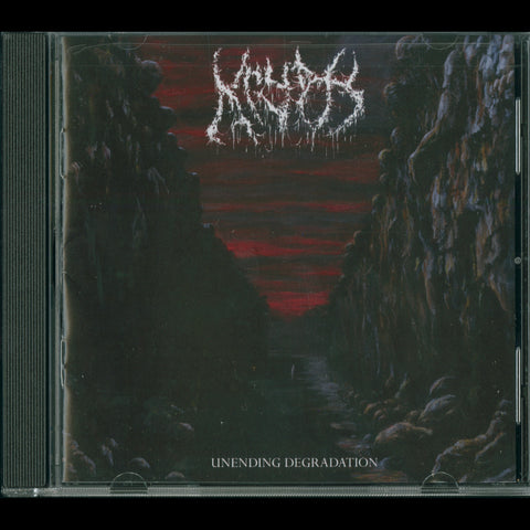 "Krypts ""Unending Degradation"" CD"