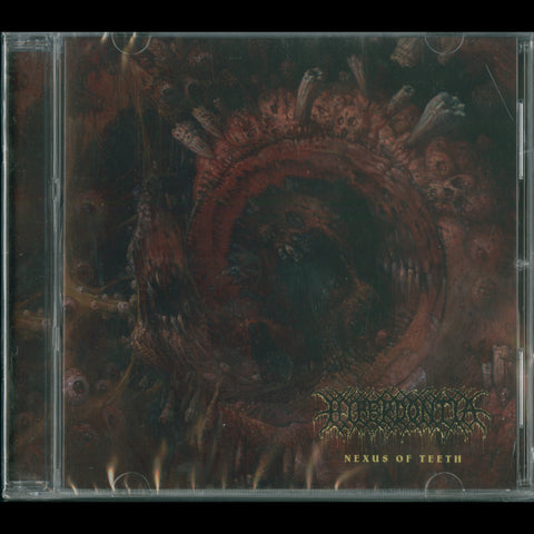 "Hyperdontia ""Nexus Of Teeth"" CD"