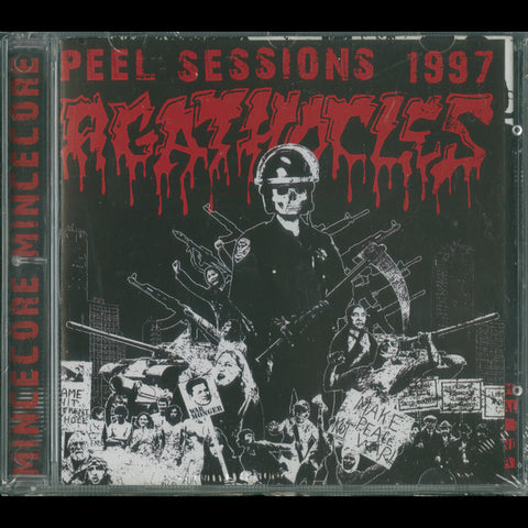 "Agathocles ""Peel Sessions 1997"" CD"