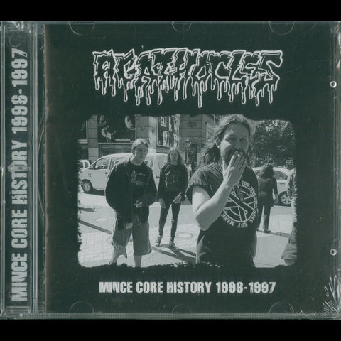 "Agathocles ""Mincecore History 1996-1997"" CD"