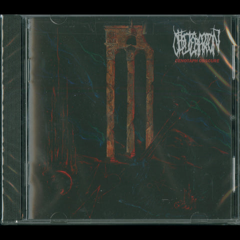 "Obliteration ""Cenotaph Obscure"" CD"