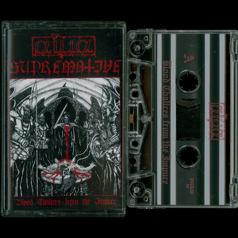 "Aima / Supremative ""Blood Chalices from the Impure"" Split MC"