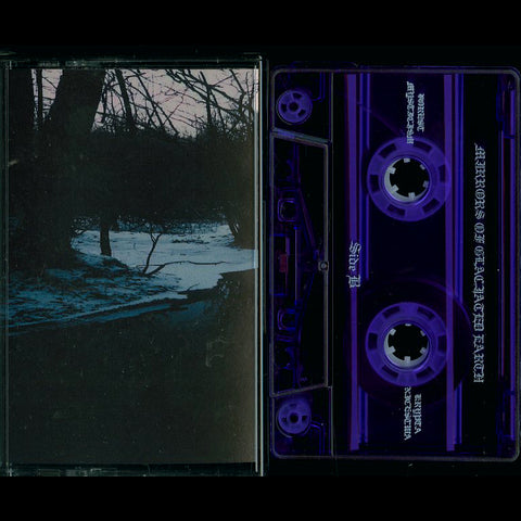 "Forest Mysticism / Krypta Nicestwa ""Mirrors of Glaciated Earth"" Split MC"