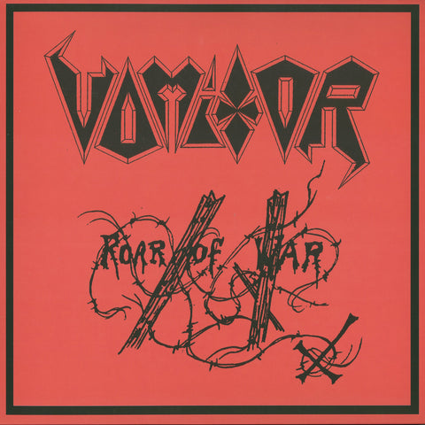 "Vomitor ""Roar of War"" LP + 7"""