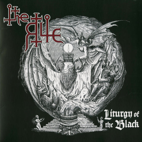 "The Rite ""Liturgy of the Black"" LP"