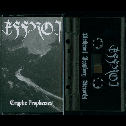 "Effroi ""Cryptic Prophecies"" Demo"