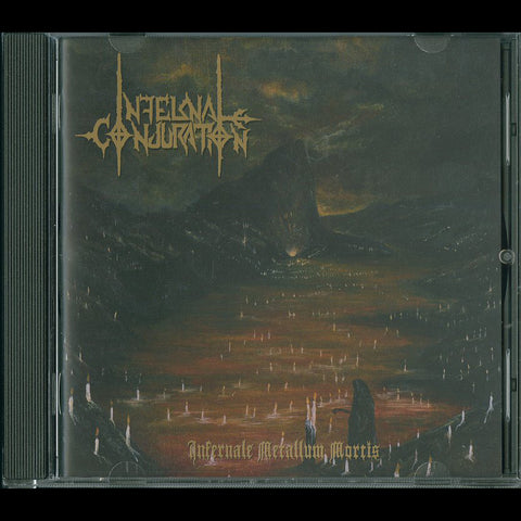 "Infernal Conjuration ""Infernale Metallum Mortis"" CD"