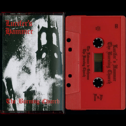 "Lucifer's Hammer ""The Burning Church"" Demo"