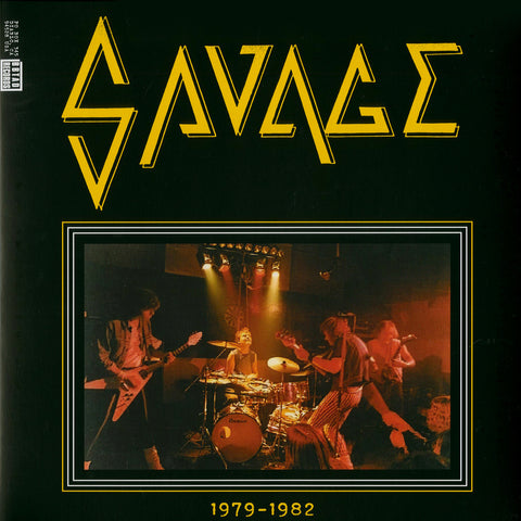 "Savage ""1979-1982"" LP"