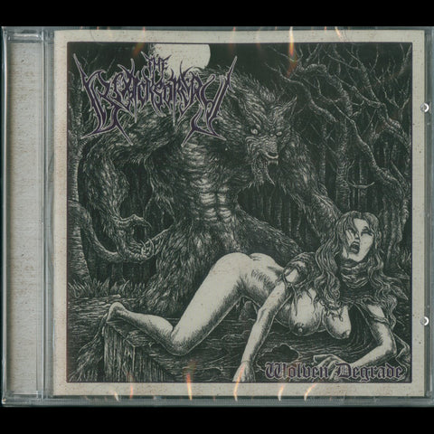"The Black Sorcery ""Wolven Degrade"" CD"