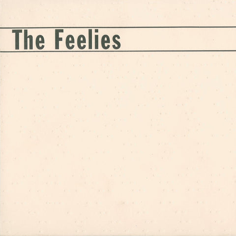 "The Feelies""The Boy With The Perpetual Nervousness / My Little Red Book"" 7"""