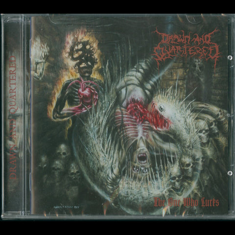 "Drawn and Quartered ""The One Who Lurks"" CD"
