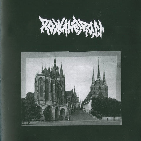 Roman Cross / Verglas Split 7""