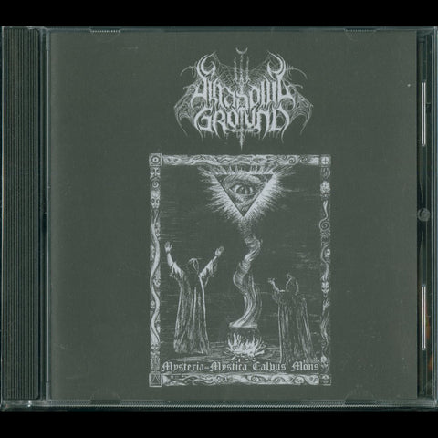 "Shadows Ground ""Mysteria Mystica Calvus Mons"" CD"