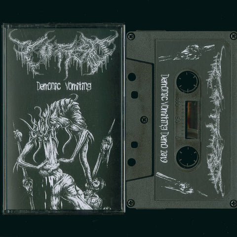 "Torso ""Demonic Vomiting"" Demo"