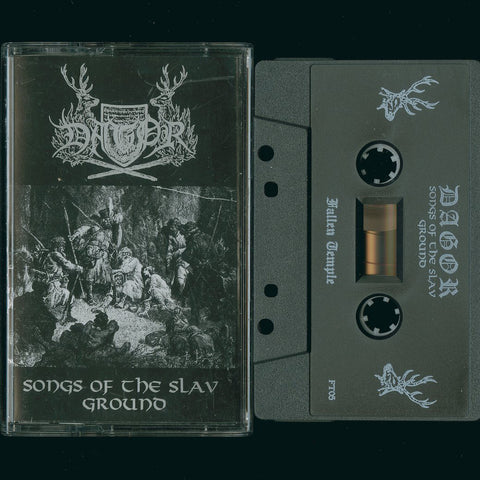 "Dagor ""Songs Of The Slav Ground"" Demo ('95 Polish BM)"