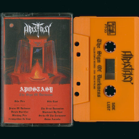 "Apostasy ""The Sign of Darkness"" MC"