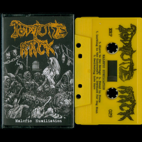 "Torture Rack ""Malefic Humiliation"" MC"