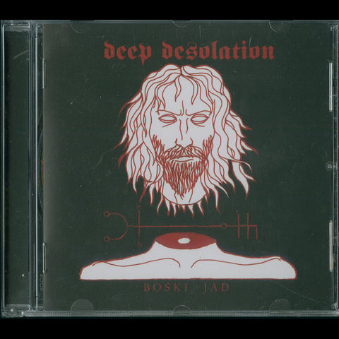 "Deep Desolation ""Boski Jad"" CD"