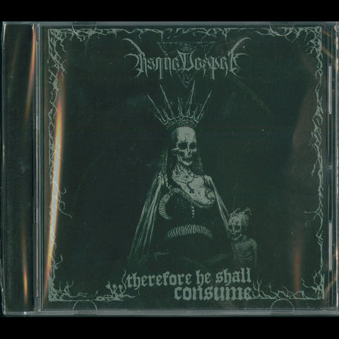 "Insane Vesper ""...Therefore, He Shall Consume"" CD"