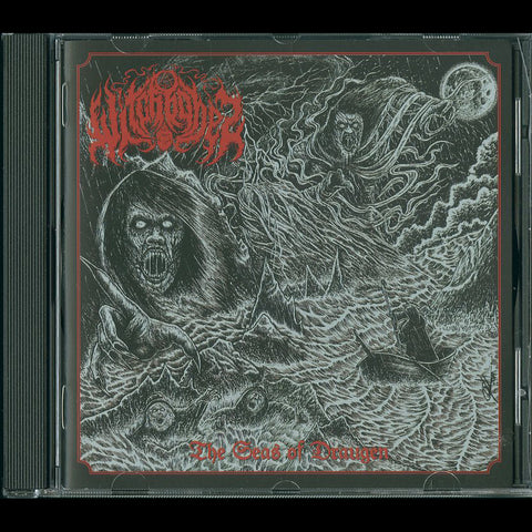"Witchbones ""The Seas of Draugen"" CD"