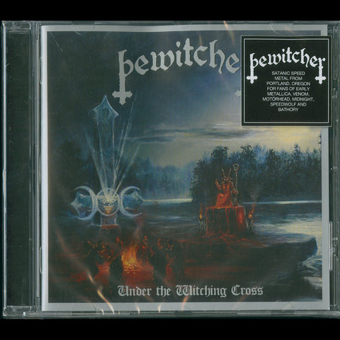 "Bewitcher ""Under the Witching Cross"" CD"