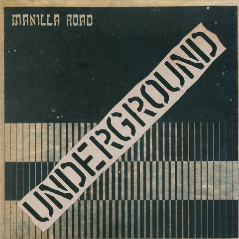 "Manilla Road ""Underground"" LP (1979 Demo)"