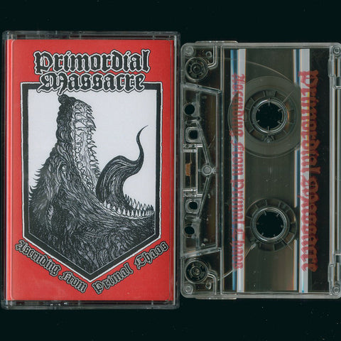 "Primordial Massacre ""Ascending From Primal Chaos"" Demo"
