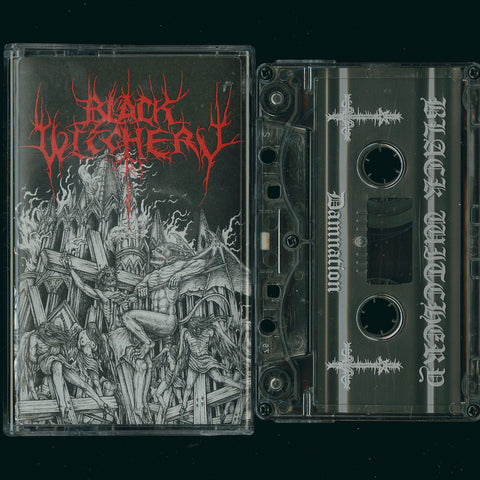 "Black Witchery ""Inferno of Sacred Destruction"" MC"