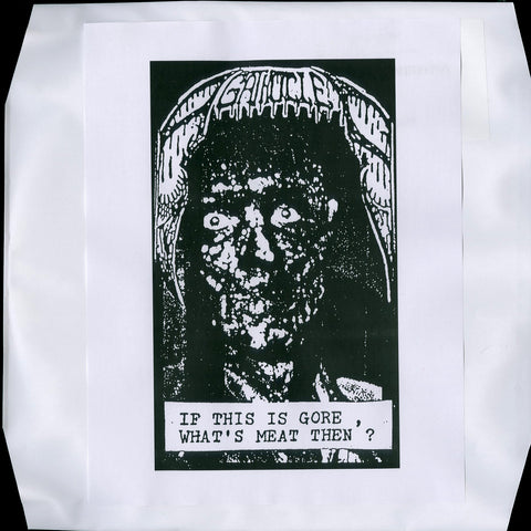 "Agathocles ""If this is Gore, What's Meat Then?"" Test Press LP"