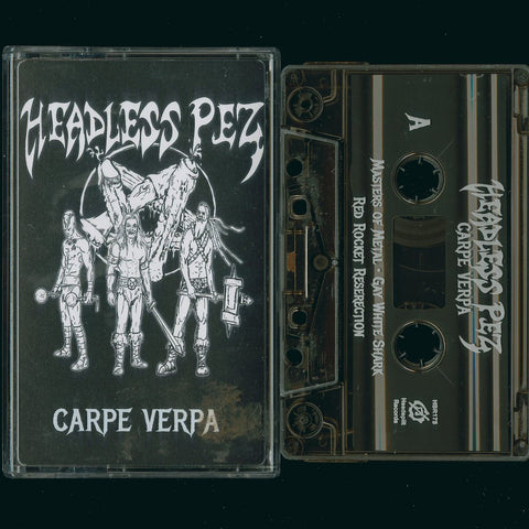 "Headless Pez ""Carpe Verpa"" MC"