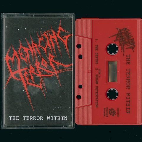"Menacing Terror ""The Terror Within"" Demo"
