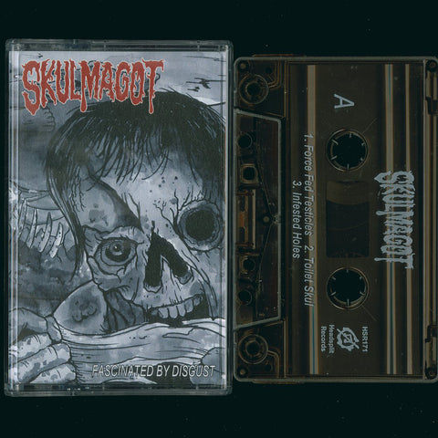 "Skulmagot ""Fascinated By Disgust"" MC"